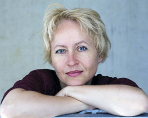 Ulrike Draesner, deutsche Schriftstellerin