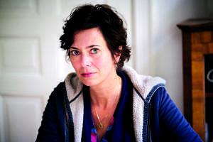 Eva Menasse, oesterreichische Schriftstellerin, geb. 1970 | Eva Menasse, Austrian writer, born in 1970